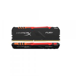 HyperX Fury 32GB 3200MHz DDR4 RGB XMP Desktop Memory