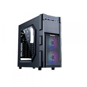 GAMEMAX GM-ONE FRGB Micro ATX Gaming Case