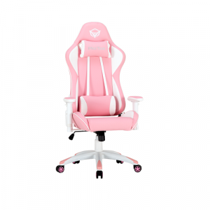 MEETION Cute Pink Racing Gaming E-Sport Chair CHR16