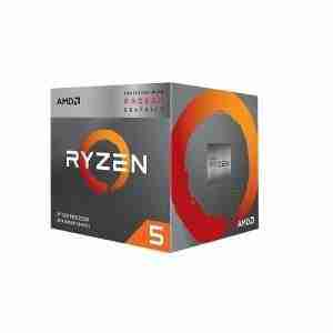 AMD Ryzen 5 3400G w/ RADEON RX VEGA 11 Graphics