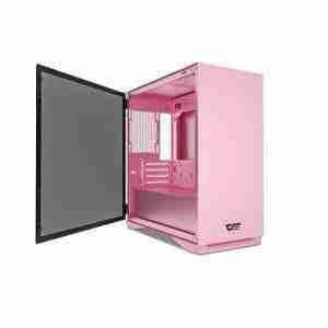 darkFlash DLM22 Pink MicroATX Computer Case