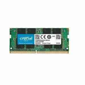 Crucial 16GB Single DDR4 2666 MT/s (PC4-21300)