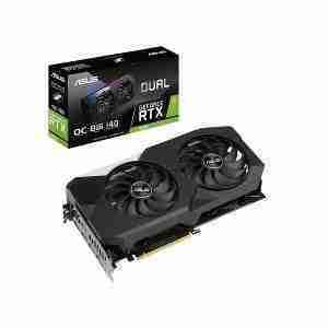 ASUS Dual NVIDIA GeForce RTX 3070 OC