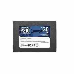 Patriot P210 SATA 3 128GB SSD 2.5 Inch
