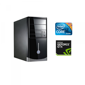CP BUDGET GAMING PC (STARTER) Core i3 GTX 750TI 2GB DDR5