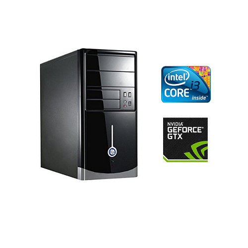 CP BUDGET GAMING PC (STARTER) Core i3 GTX 750TI 2GB DDR5