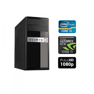 CP BUDGET STARTER GAMING PC CORE I5 GTX 1050 TI 4GB DDR5