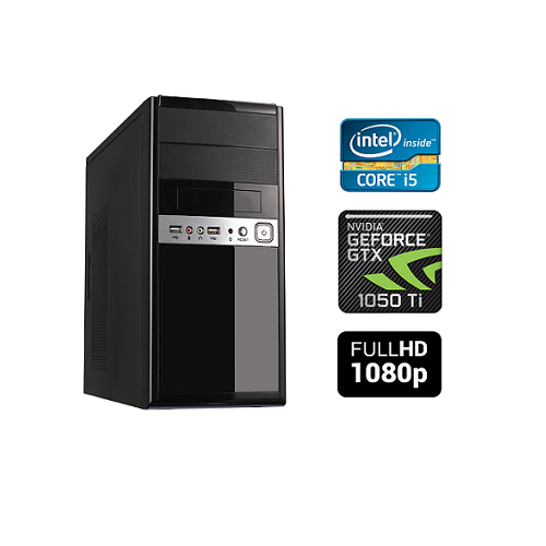 CP BUDGET STARTER GAMING PC CORE I5 GTX 1050 TI 4GB DDR5