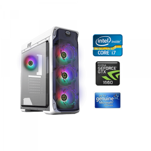 CP ENTRY LEVEL GAMING PC CORE I7 16GB RAM GTX 1660
