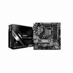 ASRock B450M PRO4 AM4 AMD Promontory B450 SATA 6Gb/s Micro ATX AMD Motherboard (509) Write a Review